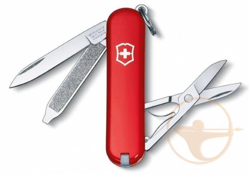 Нож перочинный Victorinox Classic (0.6223.B1)