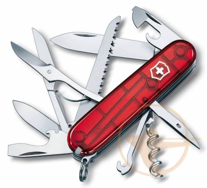 Нож перочинный Victorinox Huntsman (1.3713.T)