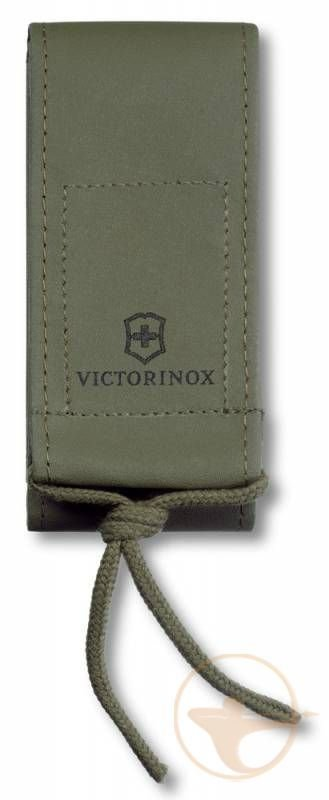 Чехол из иск.кожи Victorinox Leather Imitation Belt Pouch (4.0837.4)