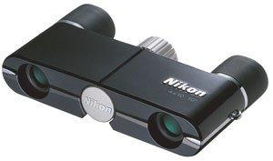 Бинокль Nikon 4x10 DCF чёрный
