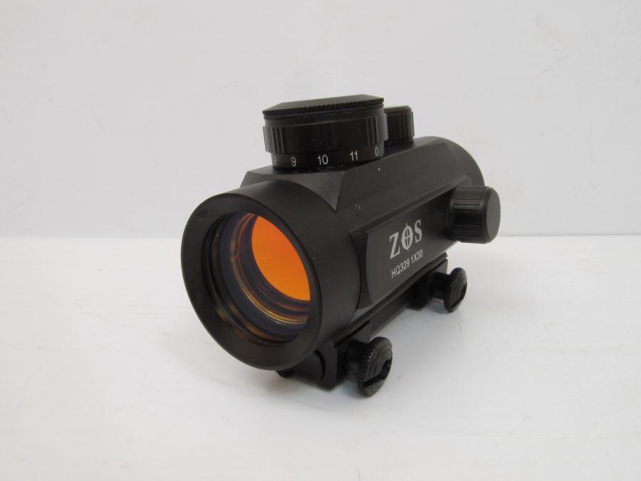 Коллиматор ZOS 1x30 RD (прицельная марка-точка) HQ329