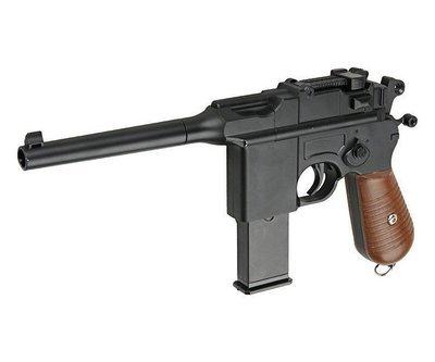 Пистолет страйкбольный Galaxy G.12 (Mauser)