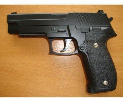 Пистолет страйкбольный Galaxy G.26 (SIG Sauer 226)