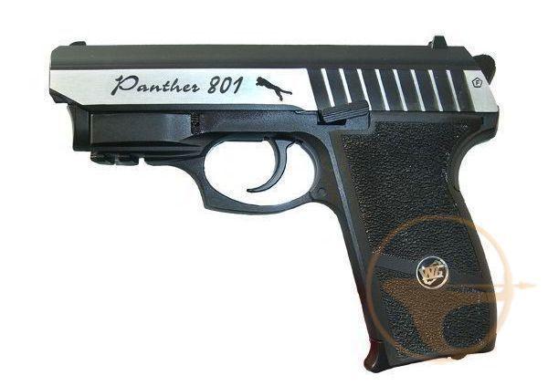 Пистолет Borner Panther 801 00218