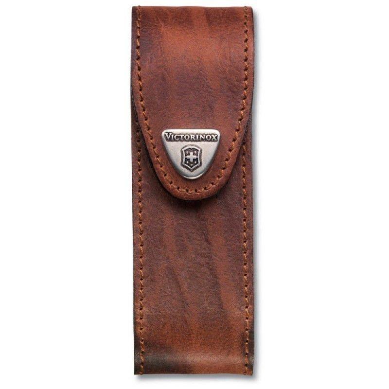 Чехол из нат.кожи Victorinox Leather Belt Pouch (4.0547)