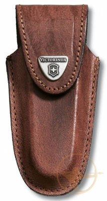 Чехол из нат.кожи Victorinox Leather Belt Pouch (4.0538)
