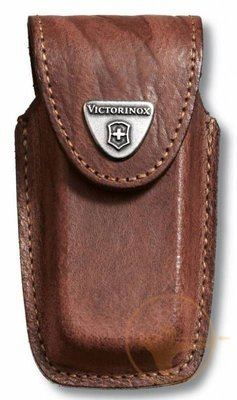 Чехол из нат.кожи Victorinox Leather Belt Pouch (4.0535)