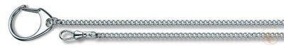 Цепочка Victorinox (4.1813) (серебристый, 400мм, d1.2мм без упаковки)