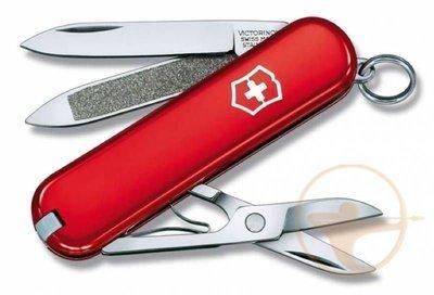 Нож перочинный Victorinox Classic (0.6203)