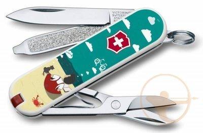 Нож перочинный Victorinox Classic LE2016 Dream Big (0.6223.L1606)