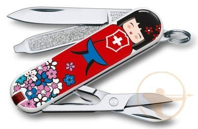 Нож перочинный Victorinox Classic LE2016 Kokeshi (0.6223.L1608)