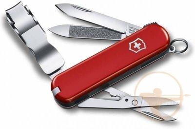 Нож перочинный Victorinox NailClip 580 (0.6463)
