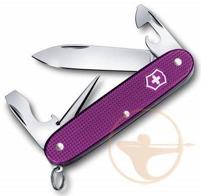 Нож перочинный Victorinox Pioneer Alox LE16 (0.8201.L16)