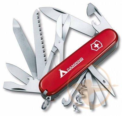 Нож перочинный Victorinox Ranger Camping (1.3763.71)
