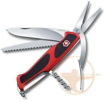 Нож перочинный Victorinox RangerGrip 71 Gardener (0.9713.C)