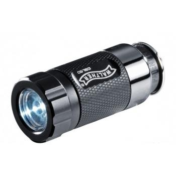 Фонарь Walther CLS 50 Black, автомобильный (3.6V, Luxeon LED, 20 Lm) 3.7410