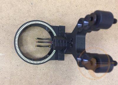 Прицел для блочного лука MK-Sight 3-pin