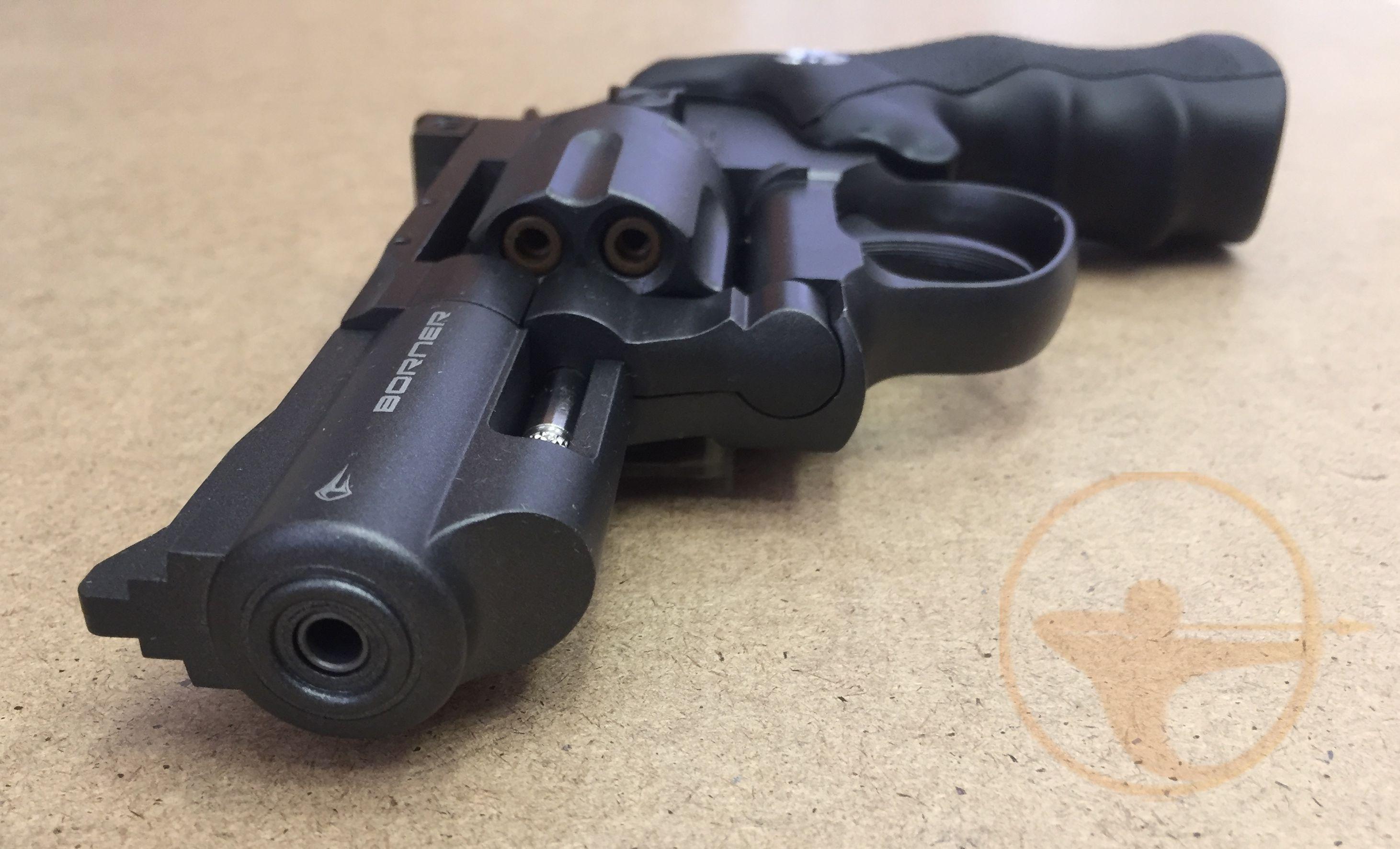 Револьвер Borner Super Sport 708