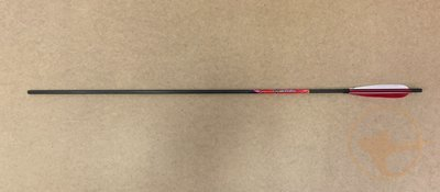 Стрелы лучные карбон Bowmaster Patriot 500 с оперением 5