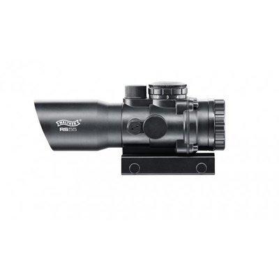 Прицел оптический Walther RS55 4x32 CI (спец. крепление монолит, шкала кр. подсветка)