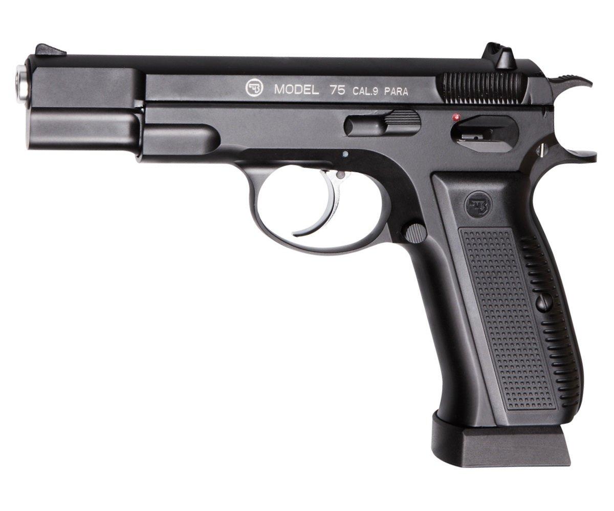 Пистолет ASG CZ-75 blowback 01716