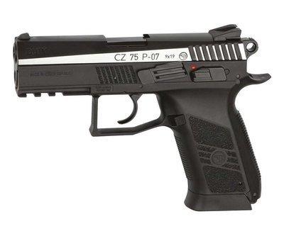 Пистолет ASG CZ-75 P-07 Duty