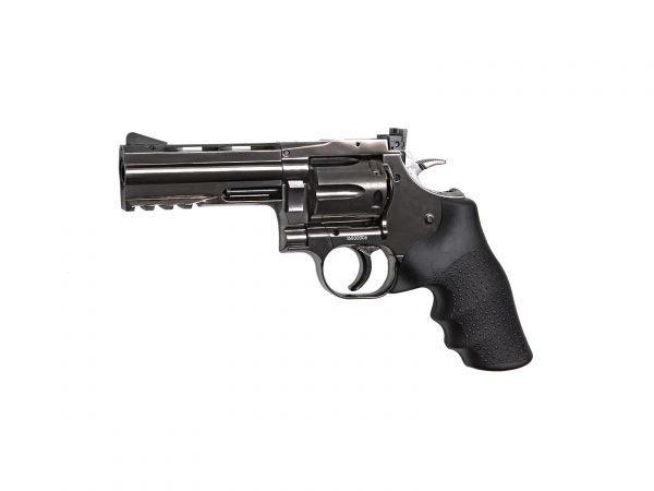 Револьвер ASG Dan Wesson 715-4 steel grey