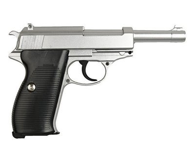 Пистолет страйкбольный Galaxy G.21 (Walther P38)