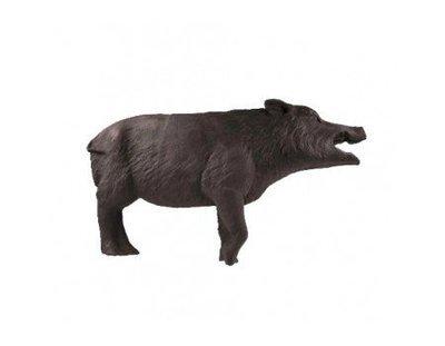 3D мишень Кабан