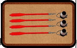 Набор гарпунов и катушек для Аспида