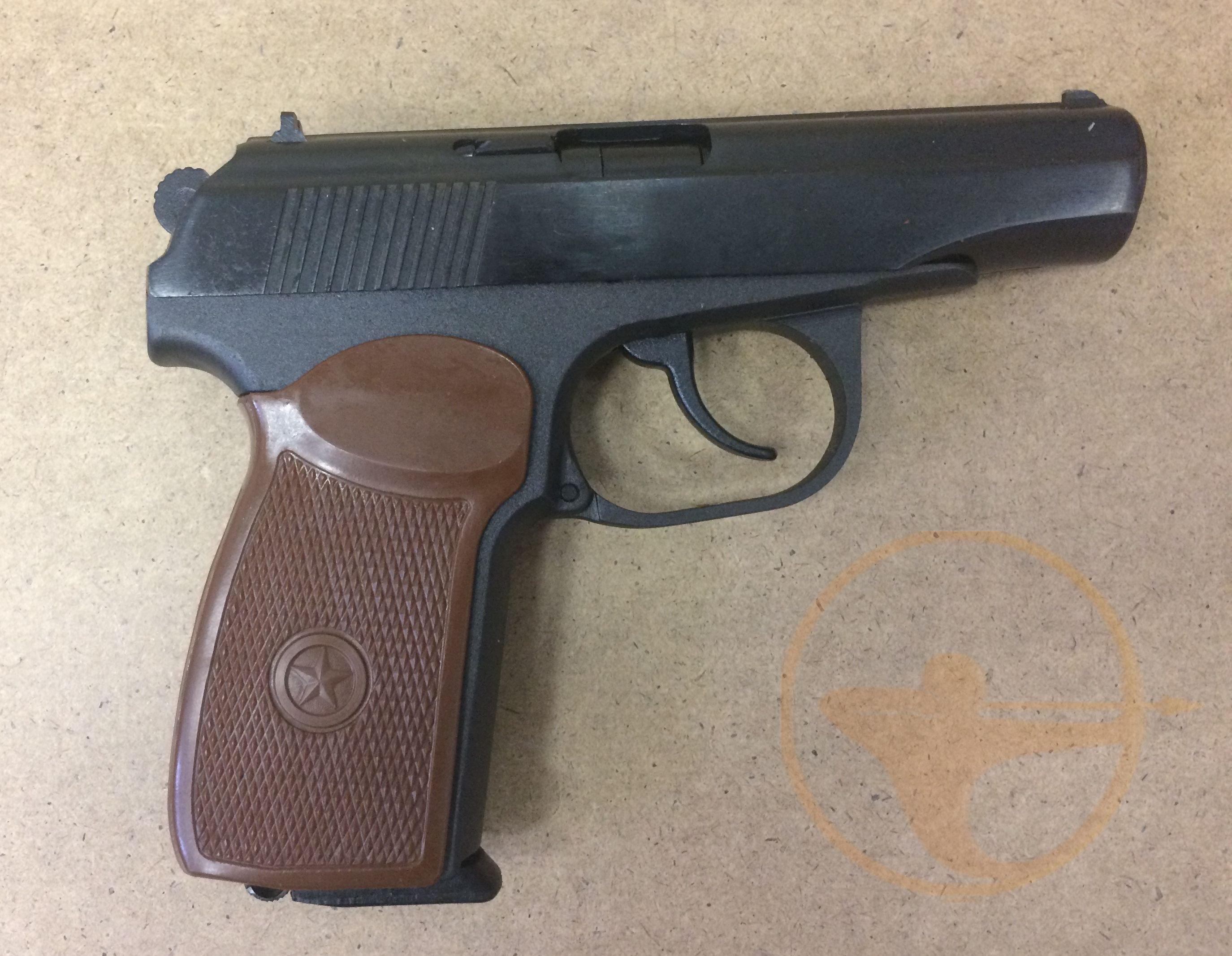 Пистолет сигнальный МР-371-02