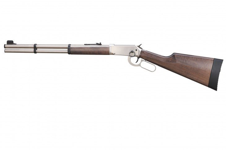 Винтовка Umarex Walther Lever Action Steel Finish