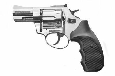 Охолощенный револьвер Таурус-CО, хром, 10ТК