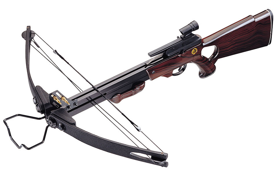 Арбалет Интерлопер Кайман (коричневый) 00544