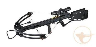 Арбалет Man Kung MK-350 (черный, полная комплектация)