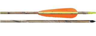 Стрела для лука TOPOINT TP030-C-Camo (6 шт.) 01847
