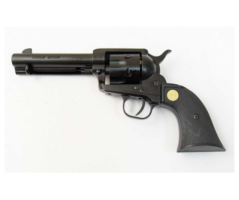 Сигнальный револьвер Colt Peacemaker M1873 02113