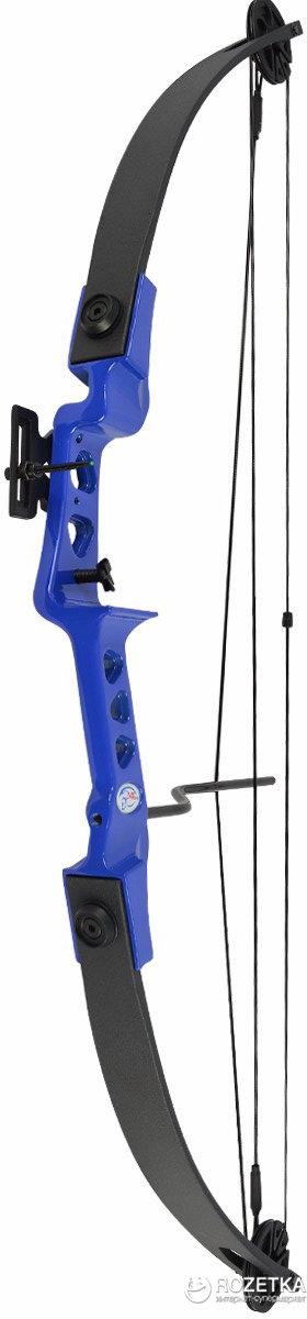 Лук блочный Man Kung MK-CB30 (синий)