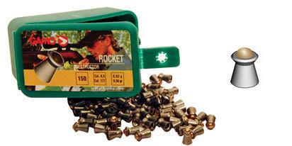 Пули пневматические Gamo Rocket (150 шт, 4,5 мм, 0,6 г) 02063