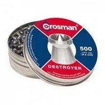 Пули пневматические Crosman Destroyer (500 шт, 4,5 мм, 0,51 г)