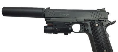 Пистолет страйкбольный Galaxy G.25A