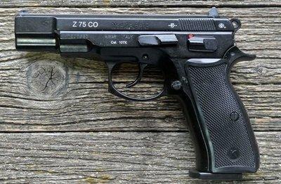 Охолощенный пистолет Z 75 CO, 10ТК