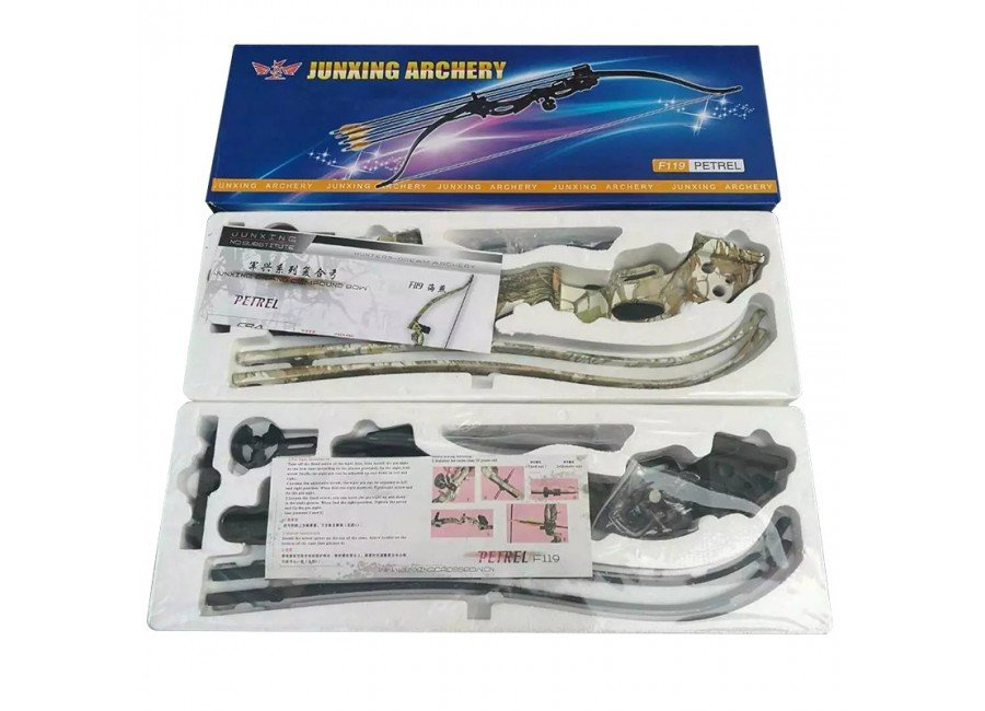 Лук классический юниорский Junxing F119