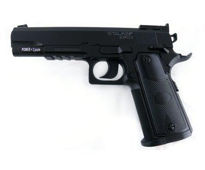 Пистолет Stalker S1911T