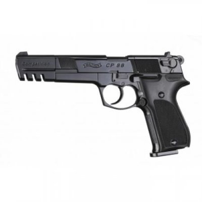 Пистолет Umarex Walther CP 88 Competition Black