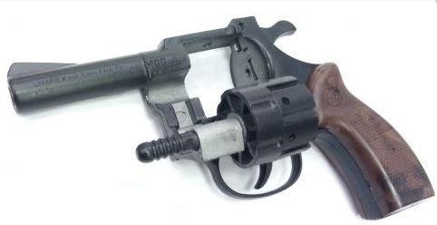 Револьвер сигнальный MOD 314 Long Blanc (5.6 мм)