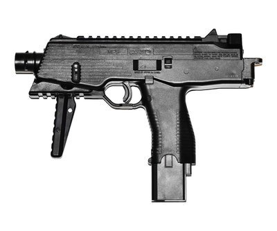 Пистолет-пулемет GAMO MP9 CO2 Tactical