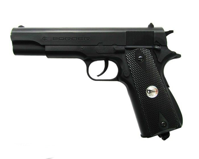 Пистолет Borner CLT125 02258
