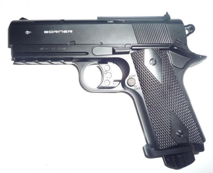Пистолет Borner WC 401 00219