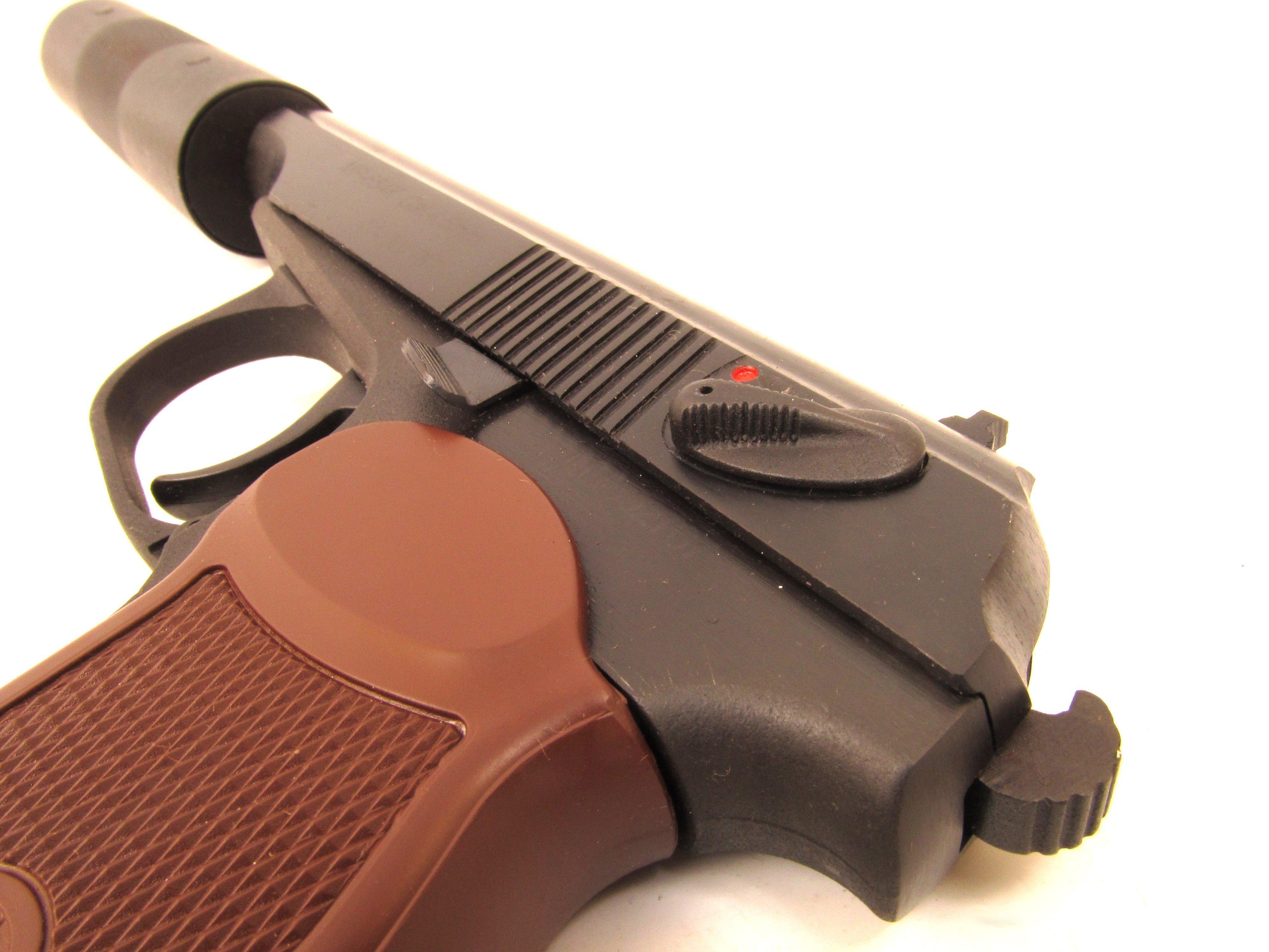 Пистолет Байкал MP-654К-22